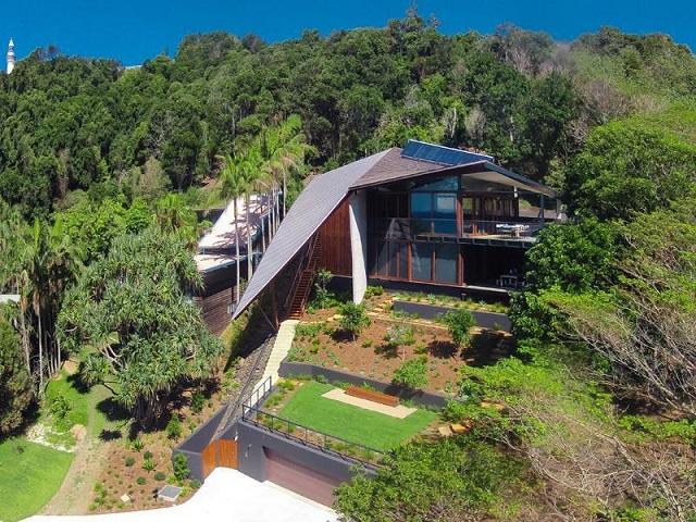 Erdei ház