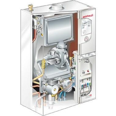 Weishaupt Thermo Condens WTC-GW (15…60kW) Kondenzációs gázkazán